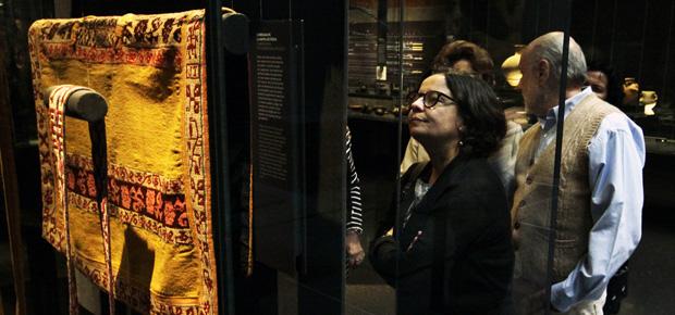 Ministra Barattini adelanta nueva política de promoción de museos