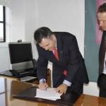 Consejo de la Cultura entregará $500 millones para restauración del Teatro Cervantes de Valdivia