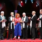 Premiación payaso Pastelito