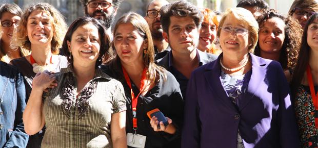 Presidenta Bachelet dio a conocer ambicioso programa de cultura y anunció la creación de nuevos espacios
