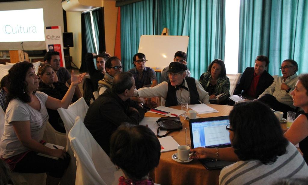 encuentro consulta ciudadana para crear nuevo ministerio de cultura