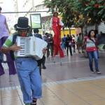 Pasacalles Día del Circo en Antofagasta