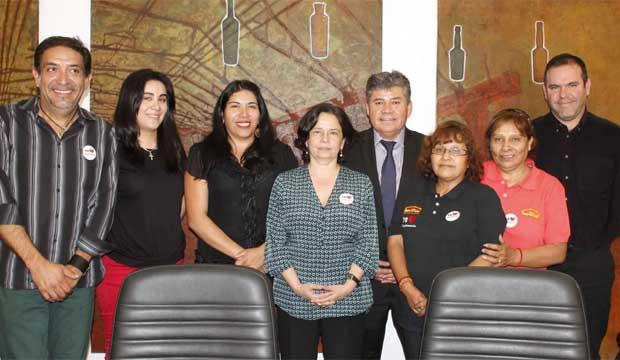 Consejo de la Cultura compromete apoyo en la defensa del patrimonio material e inmaterial de Chuquicamata