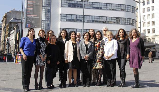1ª Jornada de Directores/as Regionales de Cultura 2014