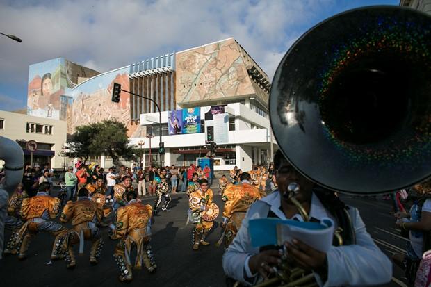 El carnaval de los colores también fue parte de Filzic