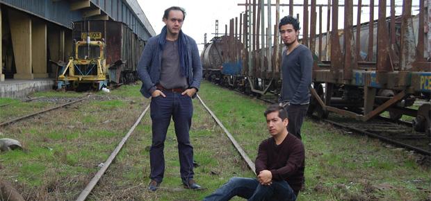 Artistas de La Araucania: Francisco Badilla, Alex Mellado y Franco Varas