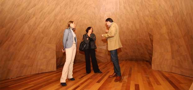 """Ministra Barattini: """"Queremos que los museos se convierten en un espacio de participación ciudadana"""""""