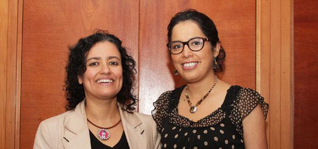 Subdirectora Lilia Concha planifica agenda de trabajo cultural con Ecuador