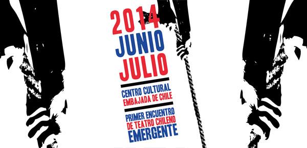 Ciclo de teatro Embajada de Chile en Argentina