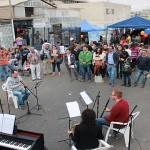 Colectivo de Músicos de Tarapacá en Gobierno en Terreno