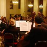 Orquesta de Cámara de Chile se presenta en San Fernando.