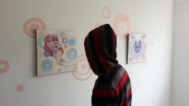 Exposición Voh Vela se presentará en Mejillones