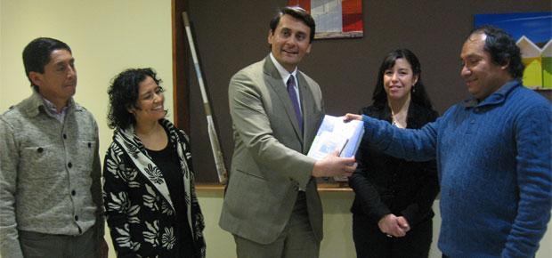 CNCA y Conadi acuerdan colaboración mutua en consultas a pueblos originarios por creación de nuevas carteras