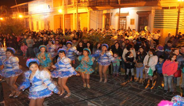 Celebración Machaq Mara en Iquique
