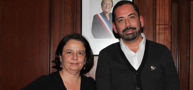 Ministra de Cultura y Corporación Balmaceda Arte Joven inician agenda de trabajo conjunta
