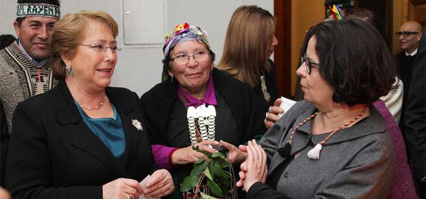 """Ministra de Cultura, Claudia Barattini: """"La Consulta Indígena se hace de buena fe, buscando llegar a acuerdos con los pueblos originarios"""""""