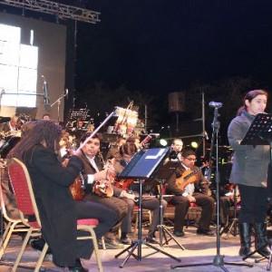 Orquesta Regional de Tarapacá en La Tirana