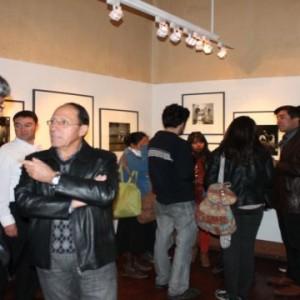 Exhibición en el Palacio Astoreca
