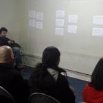 Charla capacitación funcionarios municipales en Los Ríos