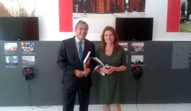 Embajada de Chile en Italia inicia acercamiento al MAXXI