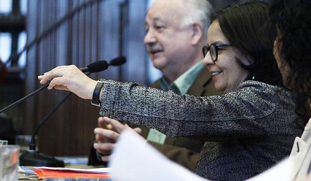 Ministra Claudia Barattini da a conocer los resultados de la Consulta Ciudadana Nacional para la creación del Ministerio de Cultura
