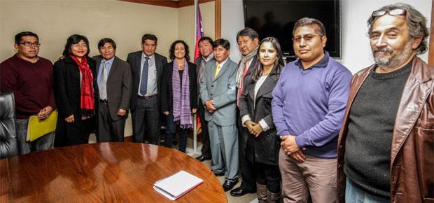 CNCA y Asociación de Municipios Rurales acuerdan colaboración de cara a la Consulta Indígena