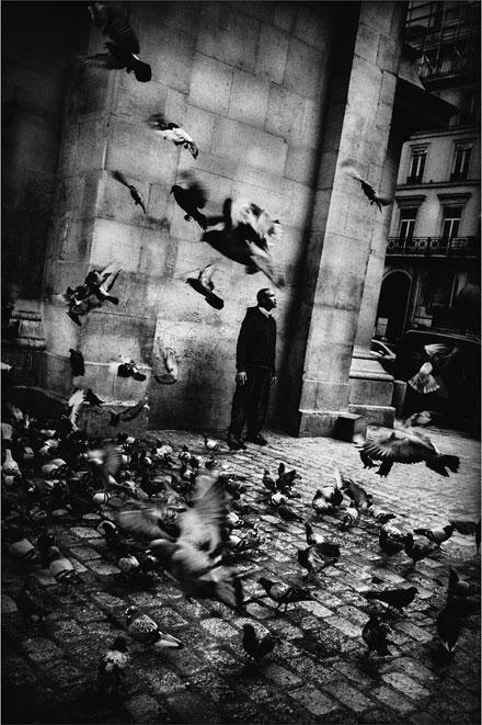 Fotografía: Anders Petersen - París, 2006