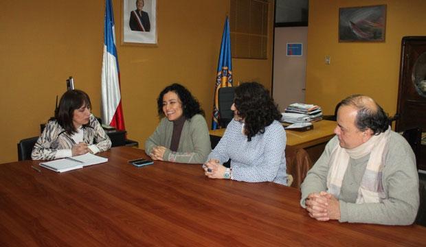 Gobernadora de Aysén da su apoyo a la Consulta Indígena del CNCA