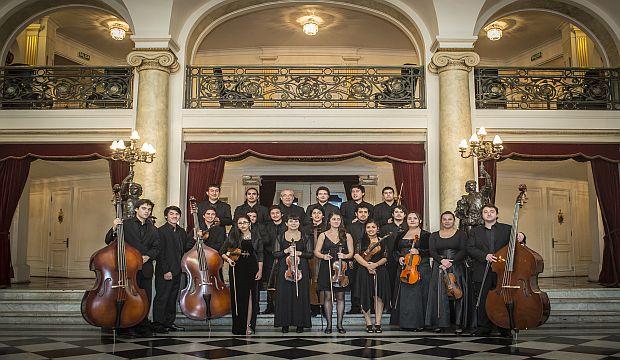 Orquesta de Cámara del Teatro Municipal de Santiago