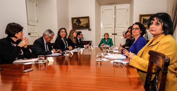 Ministra Claudia Barattini da a conocer plazos iniciales de la Consulta Previa a los Pueblos Indígenas