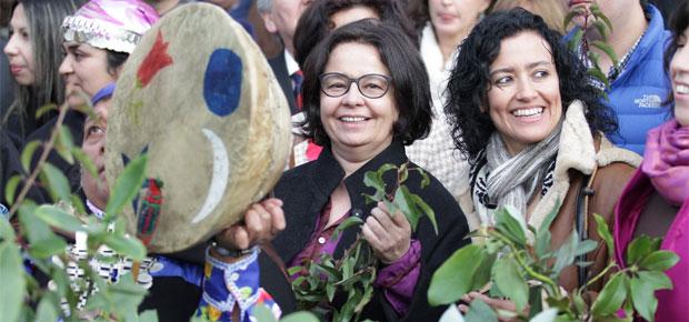 Con rogativa mapuche se inició la XI Convención Nacional de Cultura del CNCA en Temuco
