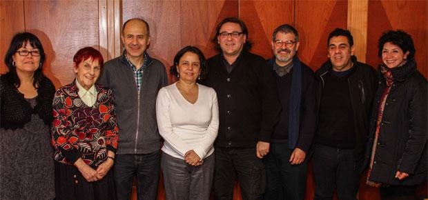 Ministra Barattini inicia agenda de trabajo con la Asociación de Pintores y Escultores de Chile