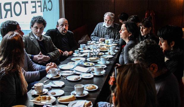 Ministra de Cultura despide a delegación chilena que participará de Festival de Artes Escénicas en Brasil