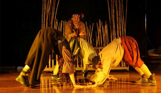 Las compañías Tryo Teatro Banda y La Mona Ilustre se presentarán gratuitamente en La Araucanía