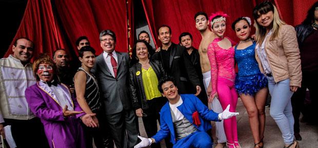 Ministra de Cultura destaca aporte de artistas chilenos en la celebración del Día Nacional del Circo