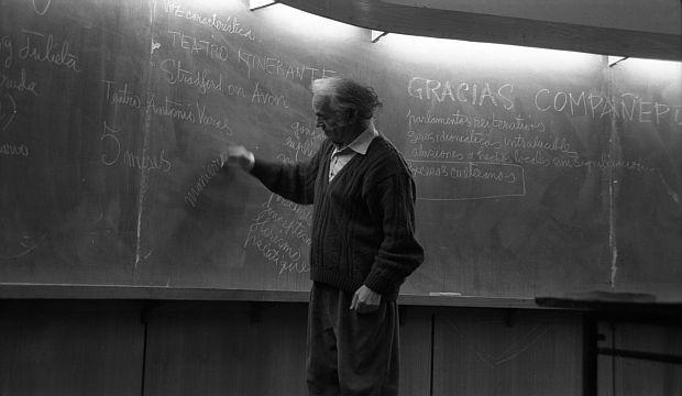 Aniversario 100 años de Nicanor Parra