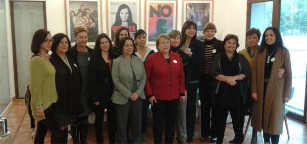 Mujeres líderes debaten sobre participación femenina en la cultura, el arte y los medios de comunicación