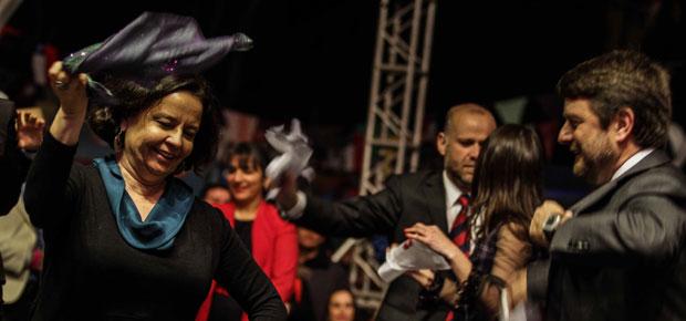 Ministra de Cultura participó de la inauguración oficial por celebración de Las Fiestas Patrias