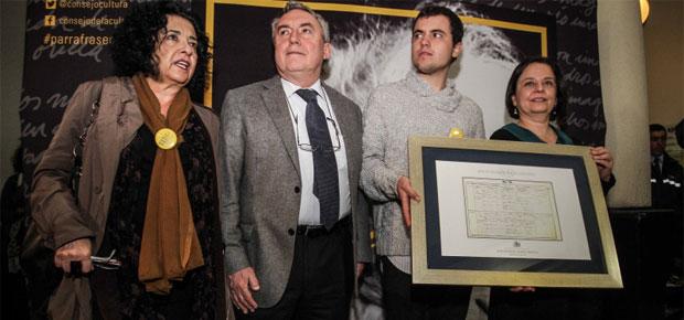 CNCA convoca a todo Chile a celebrar los 100 años de Nicanor Parra