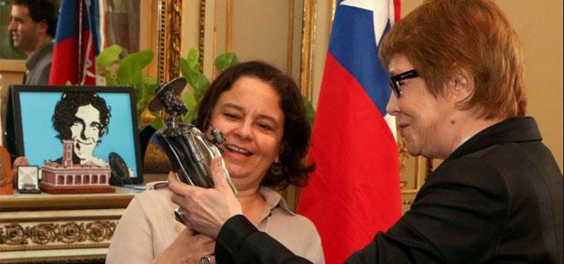 Ministras de Cultura de Chile y Argentina fortalecerán intercambio entre ambos países