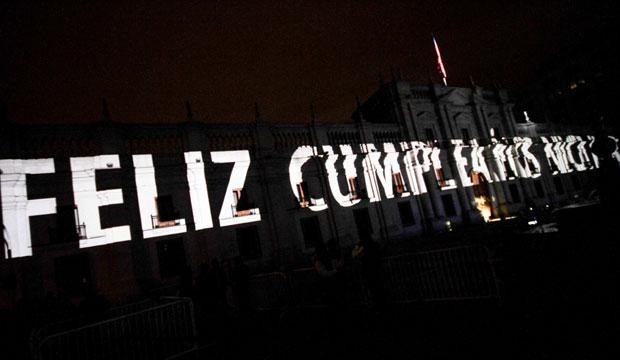 Concierto en la Plaza de la Ciudadanía cierra celebración por los 100 años de Nicanor Parra
