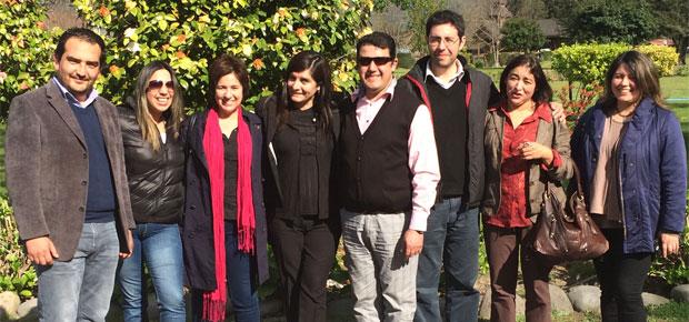 Encargados de centros culturales de La Araucanía se capacitan en gestión cultural