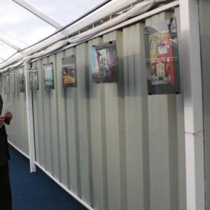 Exposición Primera Muestra de Makarena Cortez en Espacio Sur