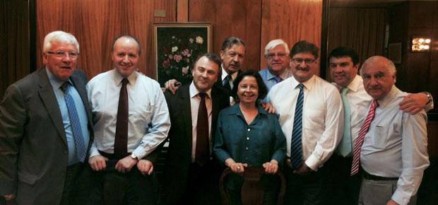 Programa de trabajo de Ministra Barattini recibe apoyo de bancada PPD