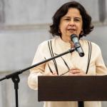 Ministra Barattini destaca trabajo del CNCA en materia de integración cultural internacional durante encuentro con el Cuerpo Diplomático