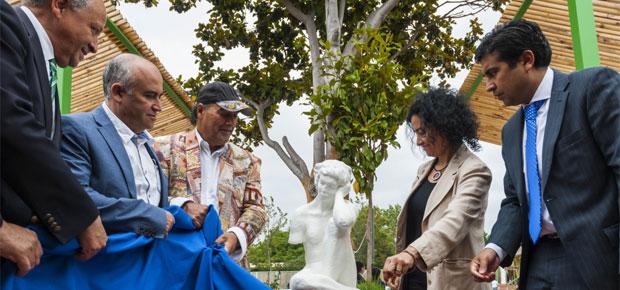 Subdirectora Nacional del CNCA celebró el Día Internacional de los Derechos Humanos en Liceo Artístico de Quilpué