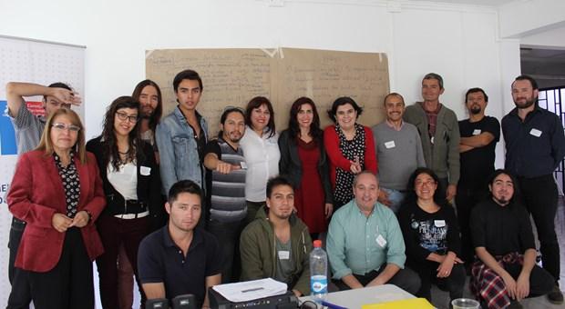 Integrantes mesa de la Región de Antofagasta