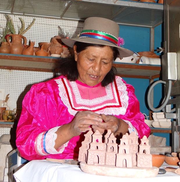 Cultora de Río Grande, Elena Tito.