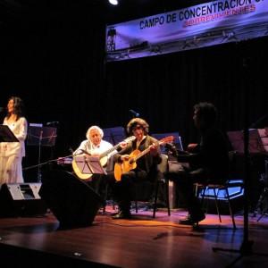 Exitoso estreno de cantata Chacabuco 40 años Memoria Viva | Ministerio de las Culturas, las Artes y el Patrimonio