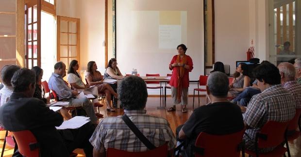 Una amplia y diversa asistencia tuvo la conformación de Mesa de la Memoria y DDHH.